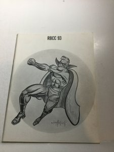 RBCC 93 Nm Near Mint Fanzine