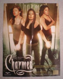 CHARMED Promo Poster, Good Girl, 17x22, 2010, Unused, more Promos in store