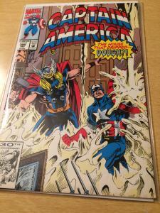 Captain America #395