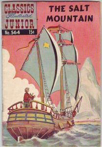 Classics Illustrated Junior #564 (Mar-67) VG Affordable-Grade