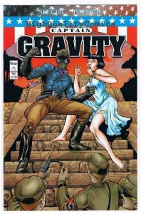CAPTAIN GRAVITY Preview, Ashcan, WWII,Germany,1998, NM+