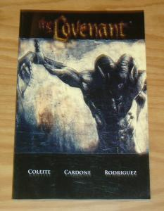 the Covenant OGN VF/NM original graphic novel TONE RODRIGUEZ based on movie