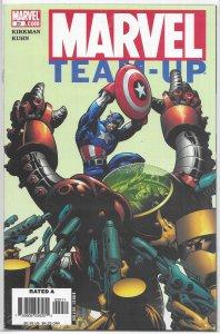 Marvel Team-Up   vol. 3   #20 FN (Freedom Ring 1)