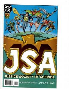 JSA #1 (1999) SR11