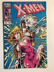 X-Men #214