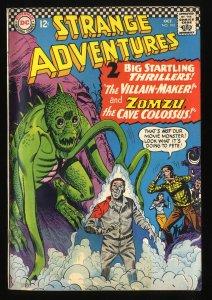 Strange Adventures #193 VG/FN 5.0 DC Comics