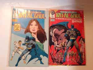 Saga Of Ras Al Ghul 1-4 Complete Near Mint Lot Set Run