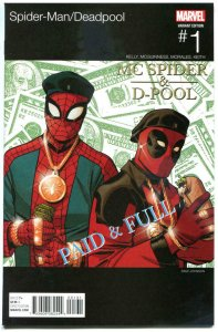 SPIDER-MAN DEADPOOL #1, NM, 2016, 1st, Marvel, more in store, Bromantic, D