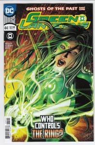 GREEN LANTERNS (2016 DC) #44 NM- NM- A98825