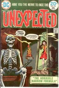 UNEXPECTED (TALES OF) 154 F-VF   January 1974 COMICS BOOK
