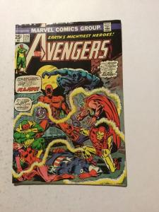 Avengers 126 Very Fine VF 8.0