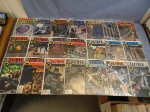 Batman Gotham Knights (DC Comics 2000) 21 Books Nice Issue Runs L@@K John Byrne!
