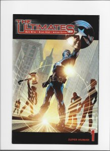 The Ultimates #1 NM 9.4, Cover & Art by Bryan Hitch!!