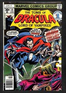 Tomb of Dracula #59 (1977)