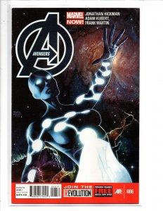 Marvel Comics (2013) Avengers #6 Adam Kubert Art Jonathan Hickman Story