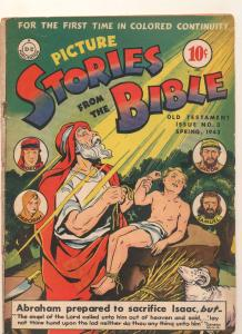Picture Stories from the Bible: Complete Old Testament Edition #3, VG+ (Actua...