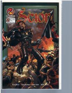 Scion #22 (2002) NM