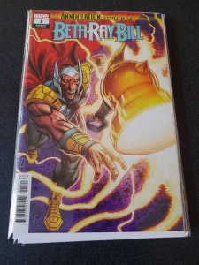 ​ANNIHILATION SCOURGE BETA RAY BILL #1 ZIRCHER VARIANT NM