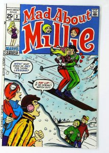 Mad About Millie #2, VF+ (Actual scan)