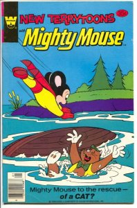 New Terrytoons #54 1979-Final Issue-Whitman variant-Mighty Mouse-FN