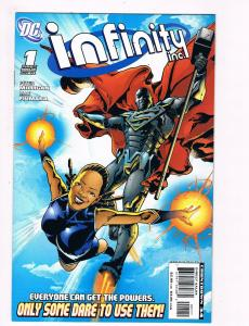 Infinity Inc. # 1 DC Comic Books Hi-Res Scans Awesome Issue Modern Age WOW!! S17