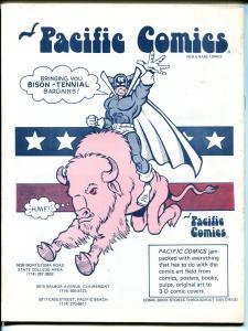 San Diego Comic-Con Program Book 1976-Sergio Aragones-Alex Toth-Jack Katz-VG+