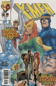 X-Men (2nd Series) #71 FN; Marvel | save on shipping - details inside