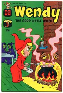 WENDY THE GOOD LITTLE WITCH #64 1970-HARVEY COMICS VF
