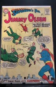 Superman's Pal, Jimmy Olsen #71 (1963)