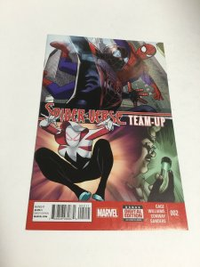 Spider-Verse Team-Up 2 Nm Near Mint Marvel Comics