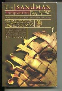 Sandman Companion-Hy Bender-TPB-Trade