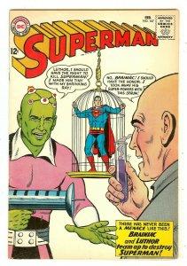 Superman 167   New Origin Brainiac   1st Tharla