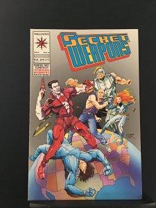 Secret Weapons #3 (1993)