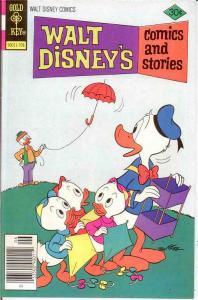 WALT DISNEYS COMICS & STORIES 441 VF-NM NO BARKS COMICS BOOK
