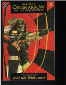 Green Arrow: The Longbow Hunters #2 (1987)