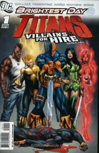 Titans: Villains For Hire Special #1 FN; DC | save on shipping - details inside