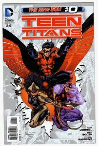 Teen Titans #0 (VF/NM) ID#MBX1
