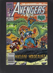 The Avengers #324 (1990)