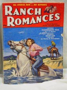 Ranch Romances September 9,1955 VG/Fine