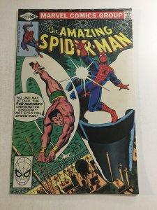 Amazing Spider-Man 211 Vf Very Fine 8.0 Marvel Comics