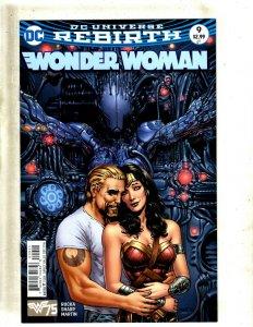 11 DC Comics Wonder Woman # 9 10 11 12 13 14 15 16 17 600 Our Worlds War 1 HR8