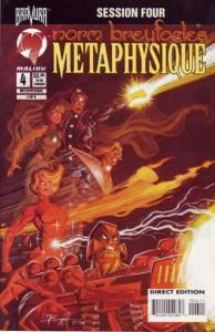 Metaphysique (Malibu) #4 VF/NM; Malibu | save on shipping - details inside