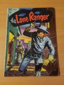 The Lone Ranger #50 ~ FINE FN ~ (1952, Dell Comics)