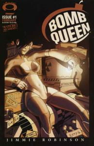 Bomb Queen #1 VF; Image | save on shipping - details inside