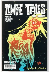 ZOMBIE TALES The Series #9, NM+, Undead, Walking Dead, 2008,more Horror in store
