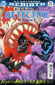 Detective Comics #942 VF/NM; DC   save on shipping - details inside