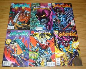 Knighthawk #1-6 VF/NM complete series - neal adams - windjammer comics 2 3 4 5