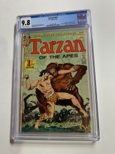 Tarzan 207 Cgc 9.8 Ow/w Pages Dc Comics Bronze Age 2042371021