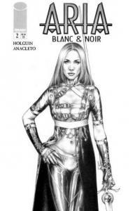 Aria Blanc & Noir #2, VF+ (Stock photo)