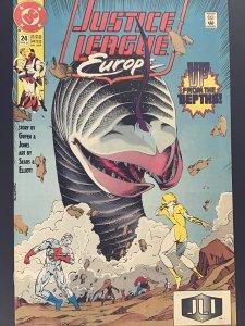 Justice League Europe #24 (1991)